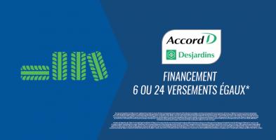 Solution de financement Accord D